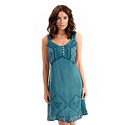 Joe Browns - Dark turquoise perfect pacific tunic