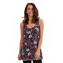 Joe Browns - Multi coloured costa rica tunic