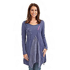 Joe Browns - Blue great with jeans tunic