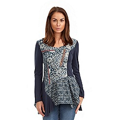 Joe Browns - Dark blue perfection tunic