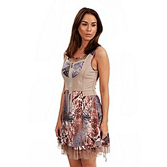 Joe Browns - Natural sunset bar tunic