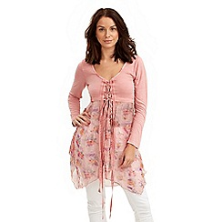 Joe Browns - Pink caroline's favourite tunic