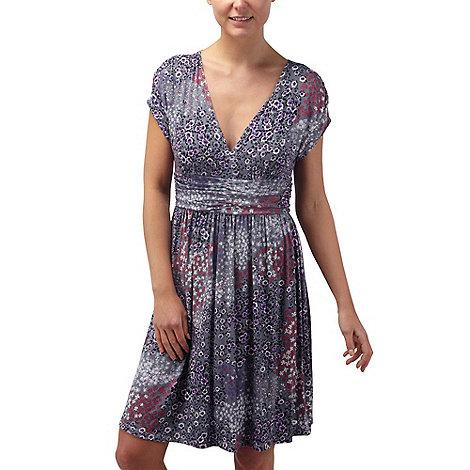 Joe Browns - Multi coloured flattering floral dress