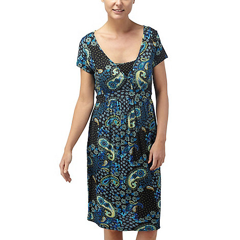 Joe Browns - Multi coloured passionately paisley dress
