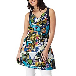 Joe Browns - Multi coloured paradise dress