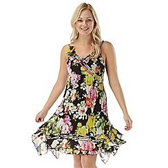 Joe Browns - Multi coloured sexy tango dress