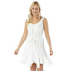 Joe Browns - White effortlessly elegant dress