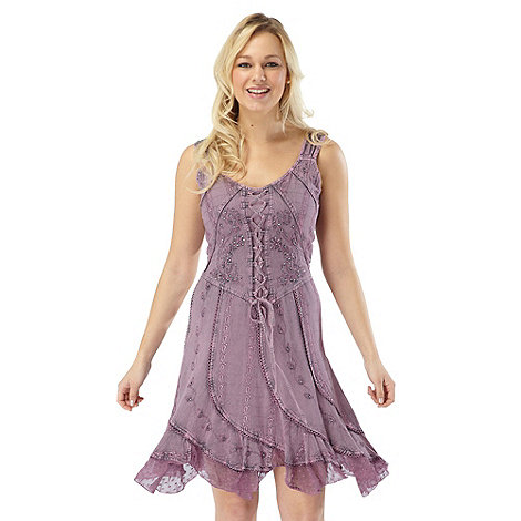Joe Browns - Lilac effortlessly elegant dress