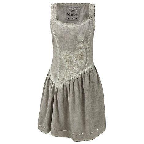 Joe Browns - Grey st mark+s square dress