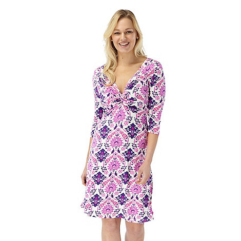 Joe Browns - Multi coloured forget me knot dress