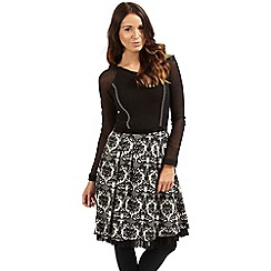 Joe Browns - Black joyful jewel dress