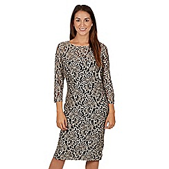Joe Browns - Multi coloured lovely in lace dress