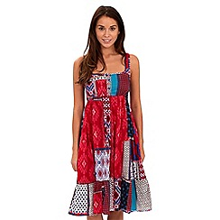 Joe Browns - Multi coloured beach beauty dress