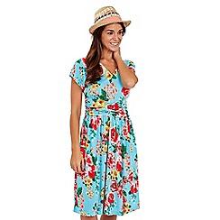Joe Browns - Multi coloured famous flattering dress