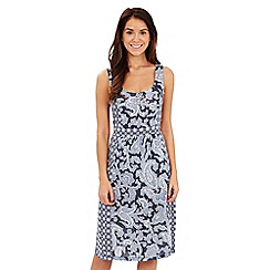 Joe Browns - Blue cliff diver dress