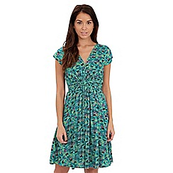 Joe Browns - Multi coloured owl knot front dress