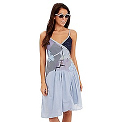 Joe Browns - Blue stunning summer gardens dress