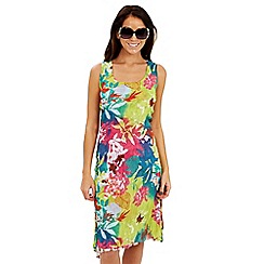 Joe Browns - Multi coloured reversible beach and beyond dress