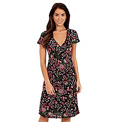 Joe Browns - Black all new oriental dress