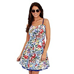 Joe Browns - Multi coloured summer prom dress