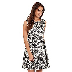 Joe Browns - Grey roxy's favourite dress