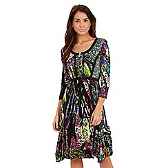 Joe Browns - Multi coloured mexicana dress