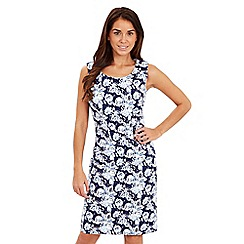 Joe Browns - Limited edition- blue floral dress