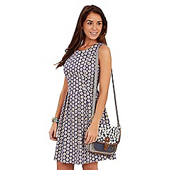Joe Browns - Multi coloured daisy print skater dress