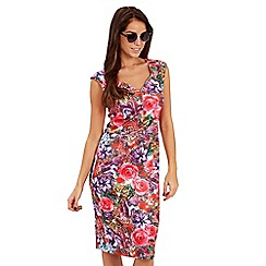 Joe Browns - Multi coloured totally tropical dress