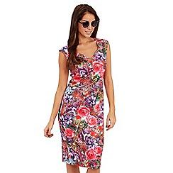 Joe Browns - Multi coloured totally tropical dress