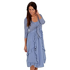 Joe Browns - Blue lagunas de llanganuco dress