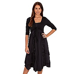 Joe Browns - Black lagunas de llanganuco dress