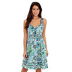 Joe Browns - Multi coloured laguna quilotoa dress