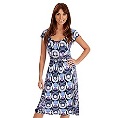 Joe Browns - Multi coloured easy wearing dress
