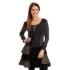 Joe Browns - Dark grey marvellous mix n match dress