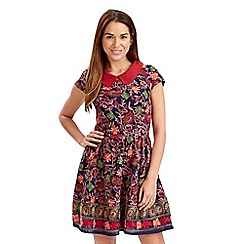 Joe Browns - Multi coloured out of this world dress