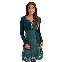 Joe Browns - Dark turquoise awesome mix n match dress