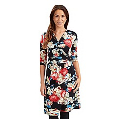 Joe Browns - Multi coloured pretty print dress
