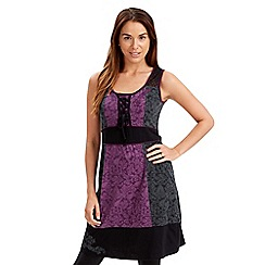 Joe Browns - Purple freestyle dress