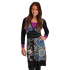 Joe Browns - Multi coloured eye catching dress