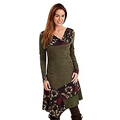 Joe Browns - Khaki ultimate mix n match dress