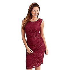 Joe Browns - Wine all new aurora dress