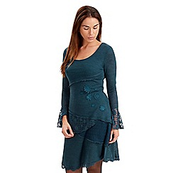 Joe Browns - Dark turquoise amazingly versatile dress