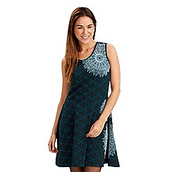 Joe Browns - Blue sassy skater dress
