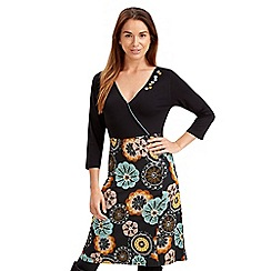 Joe Browns - Multi coloured inspiring print dress