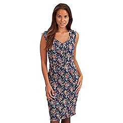 Joe Browns - Multi coloured fabulous floral lace dress