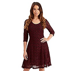 Joe Browns - Dark red passionate dress