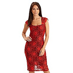 Joe Browns - Red sexy lace dress