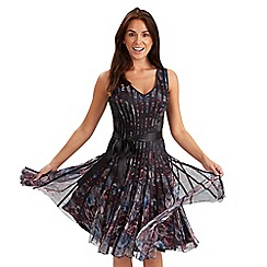 Joe Browns - Multi coloured dance the night away dress
