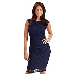 Joe Browns - Blue aurora dress
